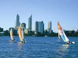 Perth sailsboats