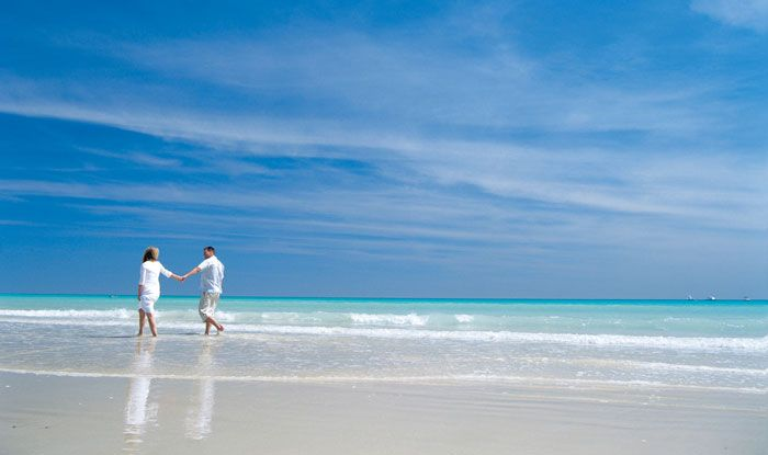 Broome Cable Beach Couple