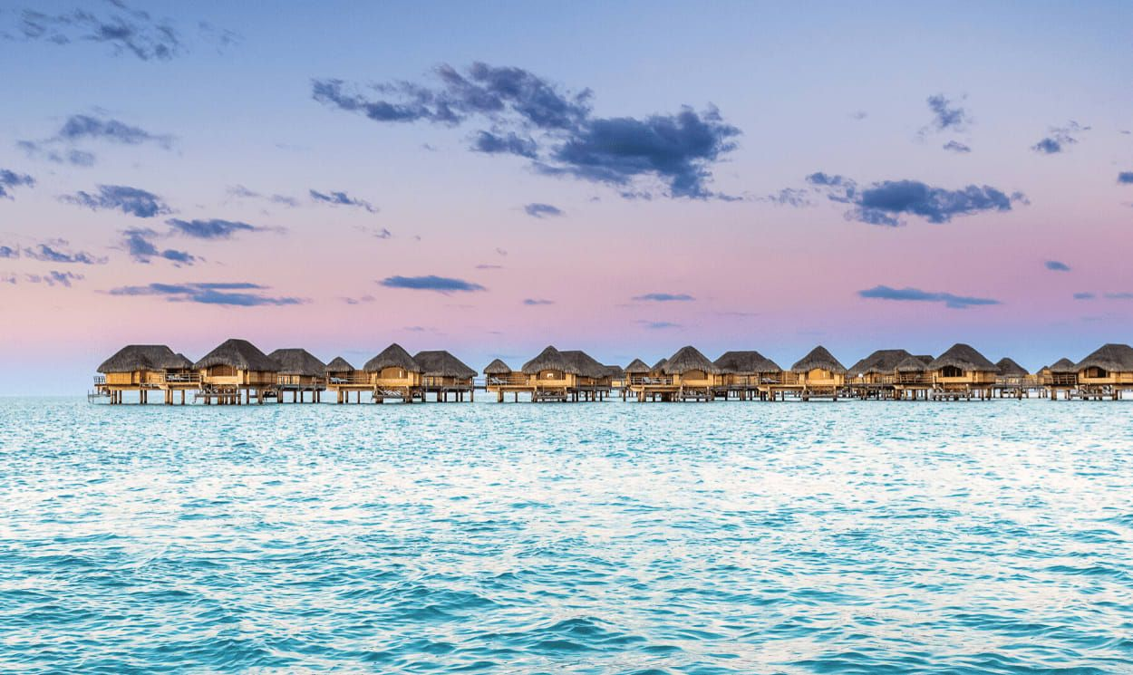 7 Day Relais & Chateaux Experience in Bora Bora and Taha''a Exterior
