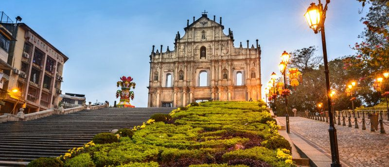 5 Day Luxury Macao Immersion St. Paul''s Macao