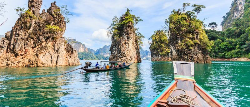 10 Day Thailand City Jungle and Beach Escape Khao Sok National Park